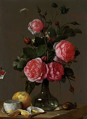 Designs Similar to Floral Still Life, 1690
