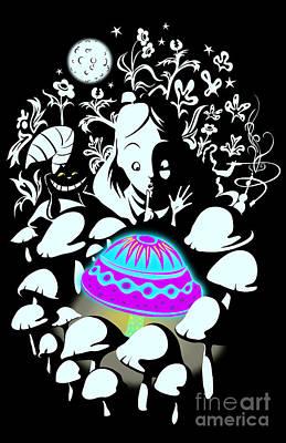Fungi Paintings