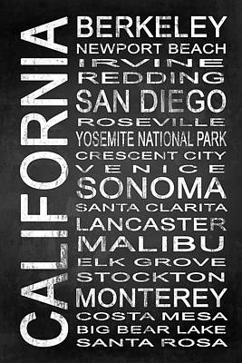 Designs Similar to Subway California State 3