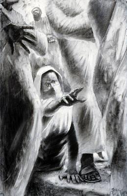 Brian Jones Drawings