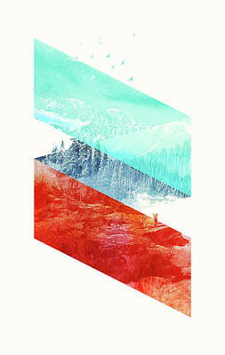 Montain Paintings