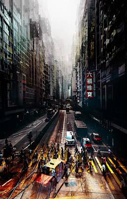 Hong Kong Wall Art