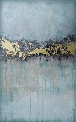 Painting - Abstract No. 2 by Shadia Derbyshire