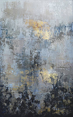 Painting - Abstract No. 3 by Shadia Derbyshire