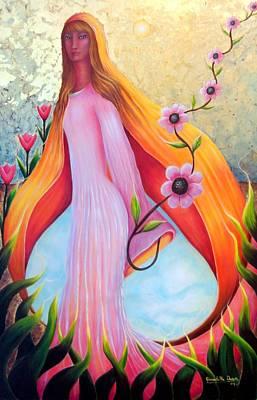 Painting - Spring by Claudette Dean