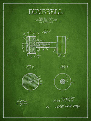 Workout Equipment Patents