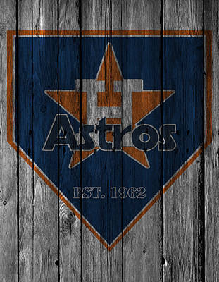 Designs Similar to Houston Astros by Joe Hamilton