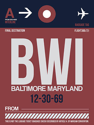 Baltimore Maryland Posters
