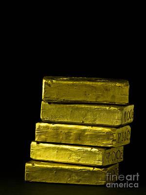 Gold Stock Prints