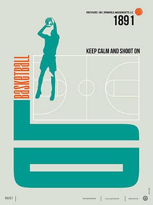 Basketball Digital Art