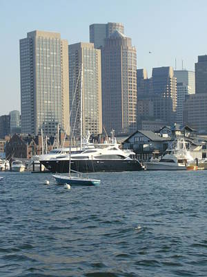 Designs Similar to Boston Harbor Four