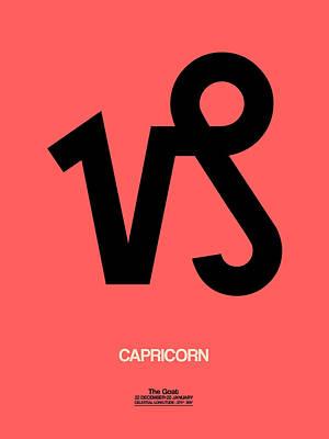Designs Similar to Capricorn Zodiac Sign Black