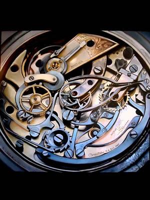 Chronometer Original Artwork