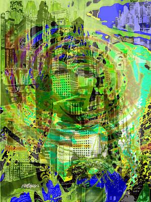 Compullage Digital Art