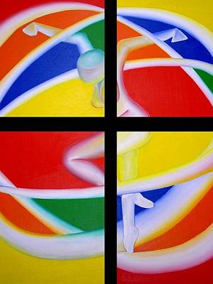 The Dave Matthews Band Paintings