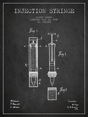 Injections Digital Art