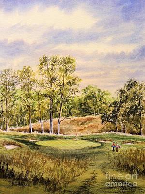 Philadelphia Golf Prints