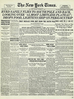 Designs Similar to New York Times, 1929 by Granger