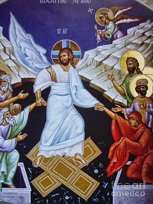 Resurrected Lord Original Artwork