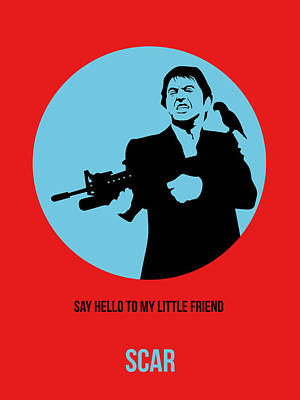 Designs Similar to Scarface Poster 1