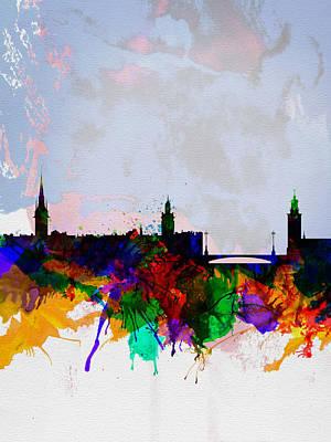 Swedish Landscape Paintings