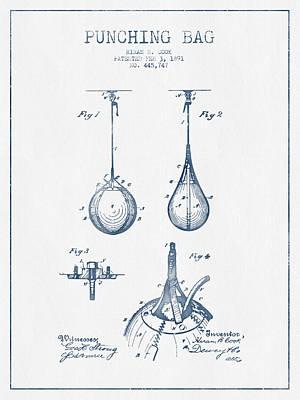 Punching Bag Patent Prints