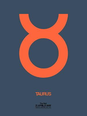 Designs Similar to Taurus Zodiac Sign Orange