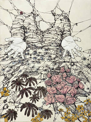 Andrea Benson: Pink Art
