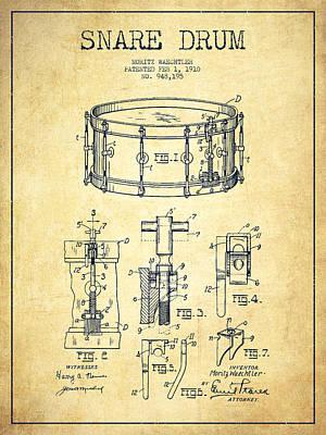 Snare Drum Art