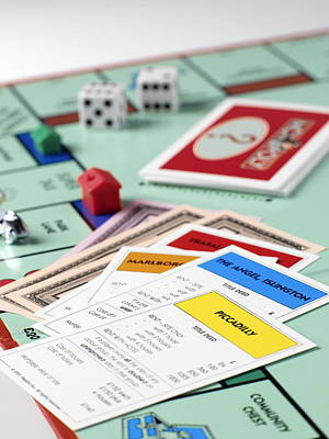 Designs Similar to Monopoly Board Game