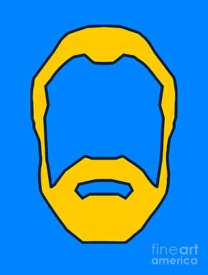 Beards Digital Art Prints