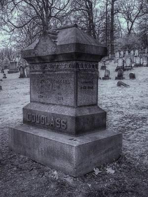 Frederick Douglas Grave Prints