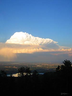 High Plains Thunderhead Photographs