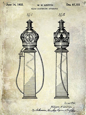 Designs Similar to 1932 Gas Pump Patent