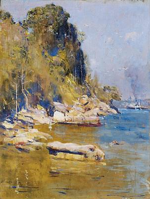 Designs Similar to Sirius Cove by Arthur Streeton