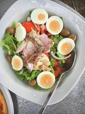 Designs Similar to A Greek Salad by Tom Gowanlock