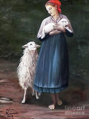 Shephardess Paintings