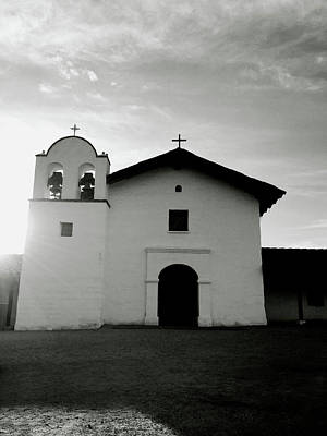 California Mission Photographs