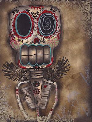 Gothic Art Folk Art Prints