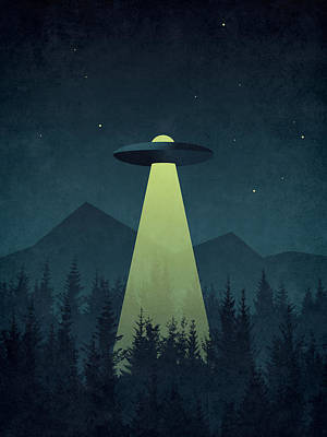 Ufo Posters