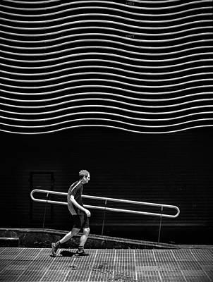 Curving Photographs