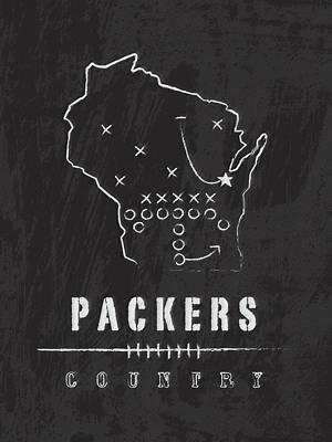 Damon Grey - NFL Football Teams - Chalkboard - Wall Art