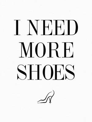 Shoe Digital Art