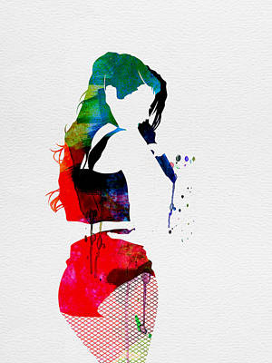 Azalea Digital Art