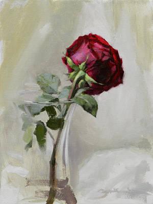 Roses Original Artwork