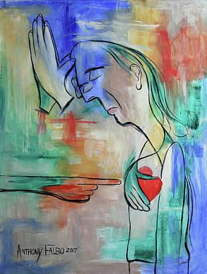 Pray For Love Art Prints