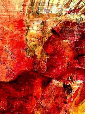 Amber Desert Paintings