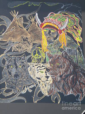 Designs Similar to Spirit Of American Natives