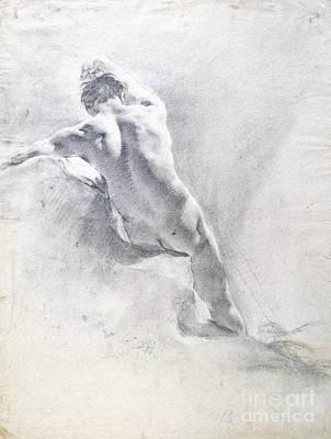 Male Forms Prints