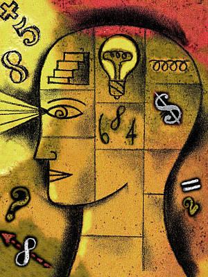 Mechanism Paintings Original Artwork
